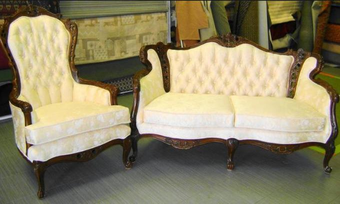 Upholstery Custom Furniture Repair Sofas Reupholstery - Antique Sofas And Chairs Catosfera.net