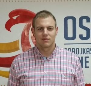 milos jovanovic oscg komesar takmicenja profil