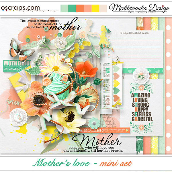 mother's love by mediterranka