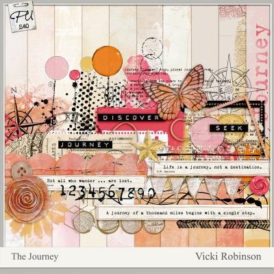 The Journey - Vicki Robnson