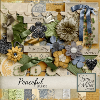 Peaceful from Tami Miller Designs