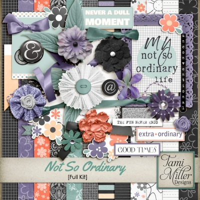 Not So Ordinary from Tami Miller Designs
