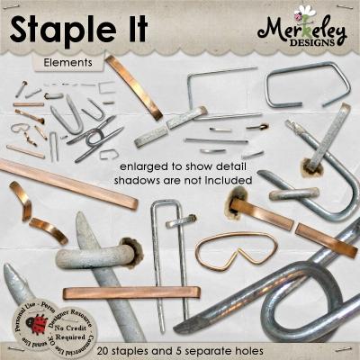 Merkeley Designs - Staple It
