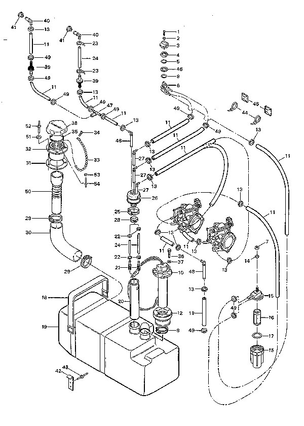 96 Sea Doo Wiring Diagram
