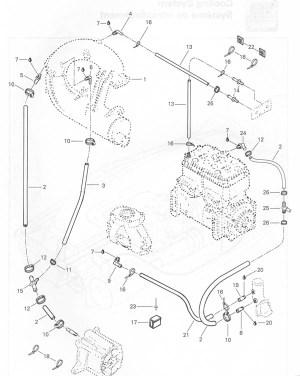 1993 SP SPX SPI : SEA DOO Yamaha Kawasaki Polaris Parts  OSD Marine, Your ONE SOURCE for