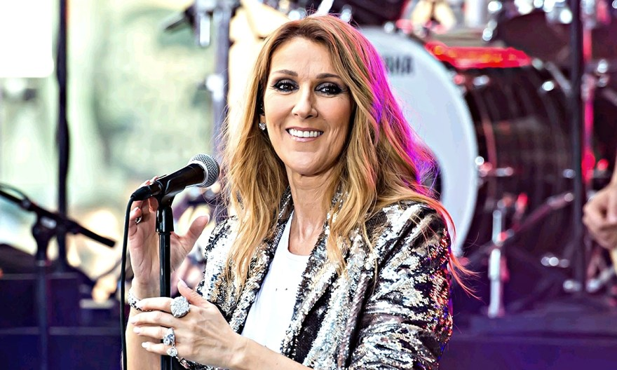 Celine Dion Has Been Named As The Third Richest Music Artiste In The World
