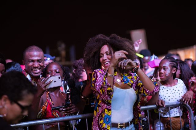 Ghana's Afrochella Festival Is Being Steered By More Women