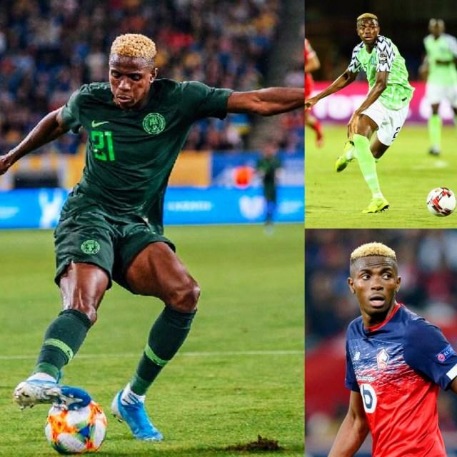 Nigerian Striker Loses Dad