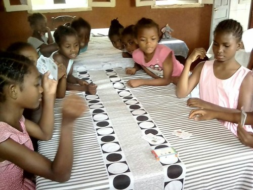 Ennéagramme à Madagascar