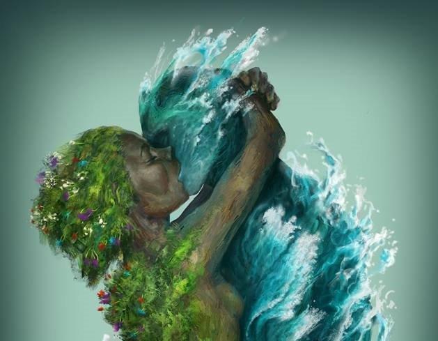 Setubal Desenho Da Arrabida A Beijar O Sado Vai Ser Pintado Num