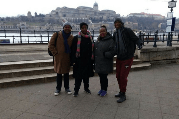 OSF-SA Sends Young South Africans to Attend the Legal Empowerment Course in Budapest