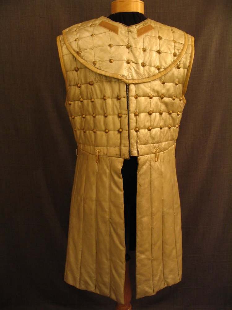 Armor Leather Studded Tunic