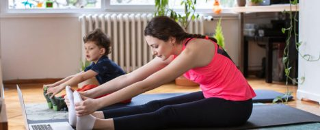 Four exercise routines you can do at home | OSF HealthCare