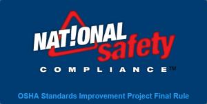 OSHA Standards Improvement Project Final Rule