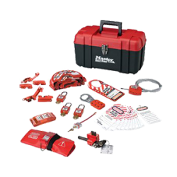 Group General Lockout Kit for Valves & Electrical