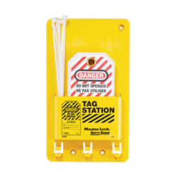 Compact Tag Station w/ 12 Tags