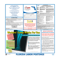 Florida Labor Law Poster