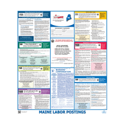 Maine Labor Law Poster