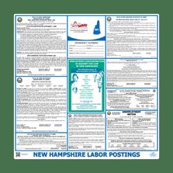New Hampshire Labor Law Poster