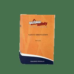 Safety Orientation General Version Training Booklets (pkg of 10)