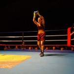 Oshin Derieuw first Pro Fight