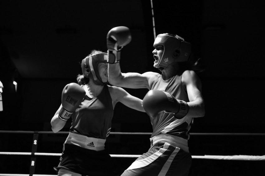 Boxing Oshin Derieuw