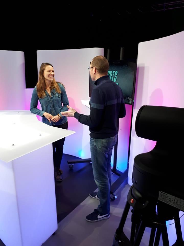Oshin Derieuw ILTV interview