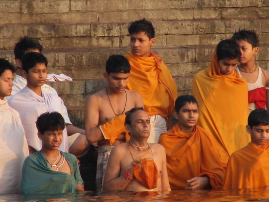 Purification, Varanasi