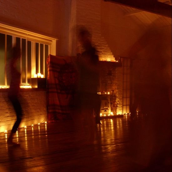 2010 Dance Meditation at Synchronicity