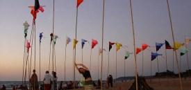Meditation, Celebration on Osho Beach in Goa