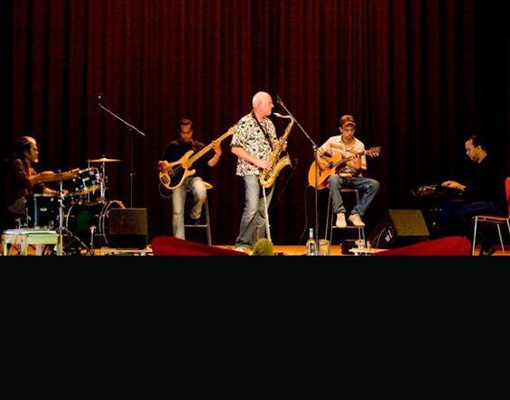 Swagato in concert