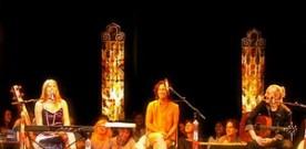 Supernatural Atmosphere: Deva Premal and Miten on Tour