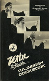 Zorba the Buddha Rajneesh Cookbook