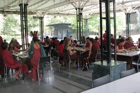 Oshodham - Dining Hall
