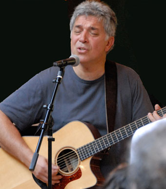 Still singing after all these years osho news peter makena playing guitar stopboris Choice Image