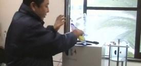 Converting Plastic into Oil