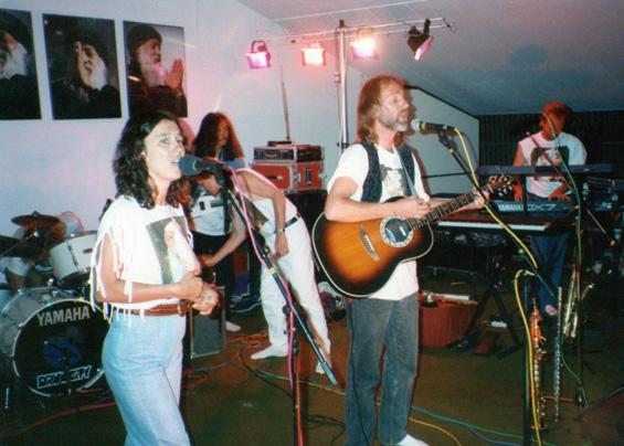 1993 Miasto Europe Tour
