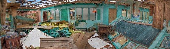 school outside Tacloban