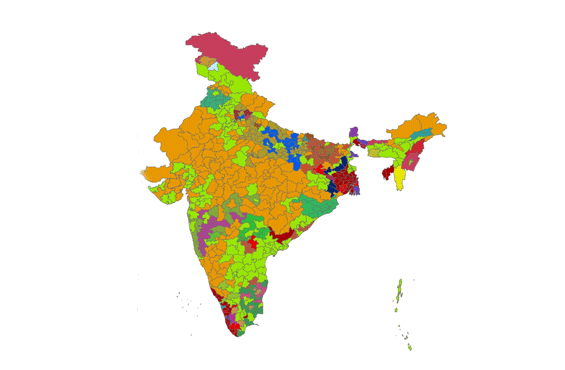 Indian Elections 2013