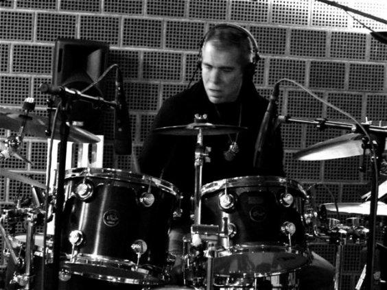 020 in recording studio