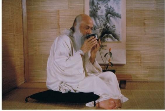 osho drinking zen
