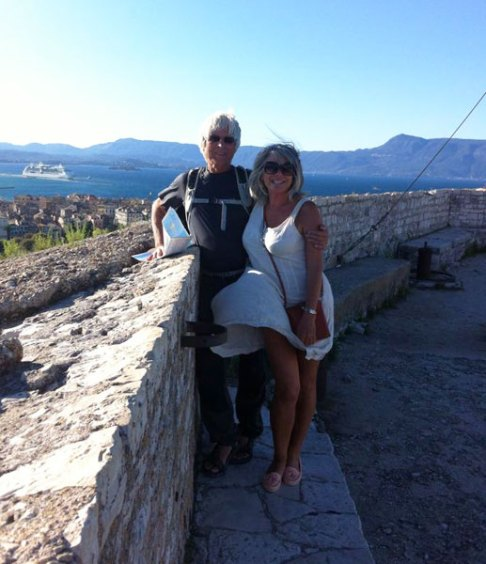 On-the-top-of-the-Old-Fort-in-Corfu