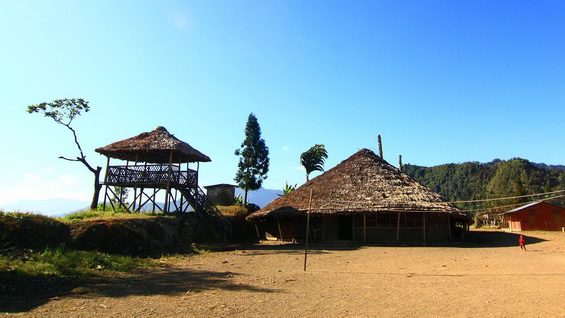 House of village chief