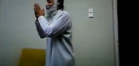 Sannyas Initiation (on video)