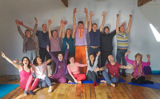 Half-day workshop at Synchronicity, London, Spring 2015