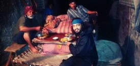 India Man's Journey to Challenge Borders