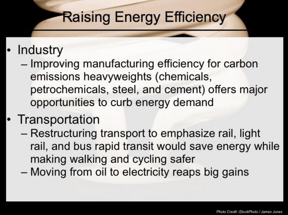 Raising Energy Efficiency 2