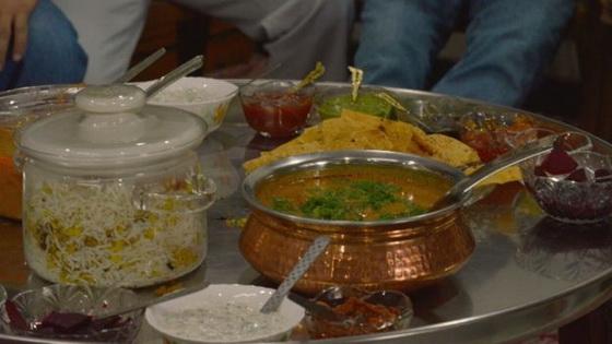 Bohri Muslim food