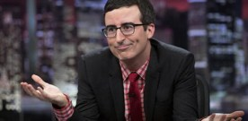 John Oliver does Accents