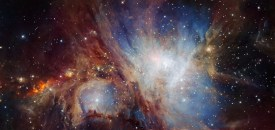Inside the Heart of the Orion Nebula